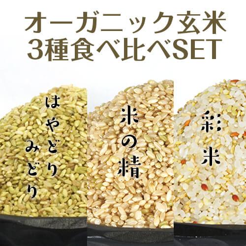 玄米セット