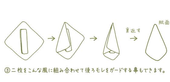 はんかち型2